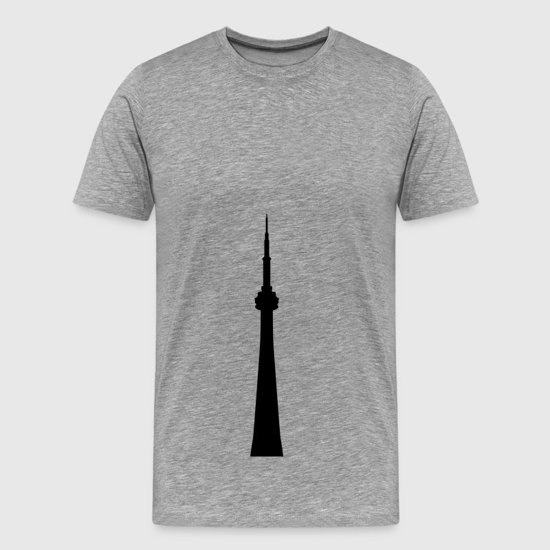 CN Tower - Men's Premium T-Shirt