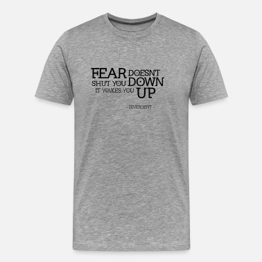 No Fear Fear - Men's Premium T-Shirt
