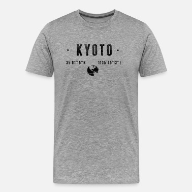 Land Sportswear Kyoto - Men's Premium T-Shirt