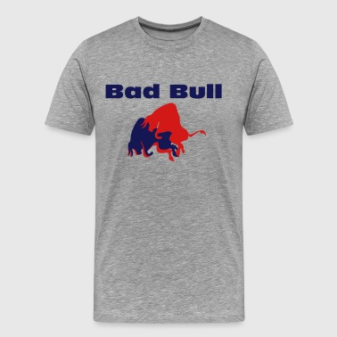 bad bull - Men's Premium T-Shirt