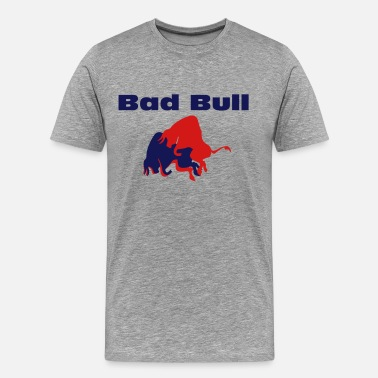 Sex Bull bad bull - Men's Premium T-Shirt