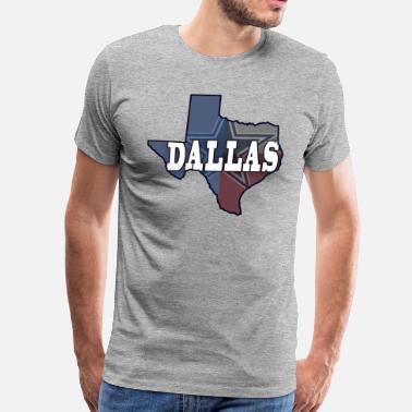 a37bc57b Shop Dallas T-Shirts online | Spreadshirt