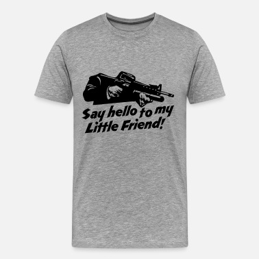 Little Friend little friend  - Men's Premium T-Shirt