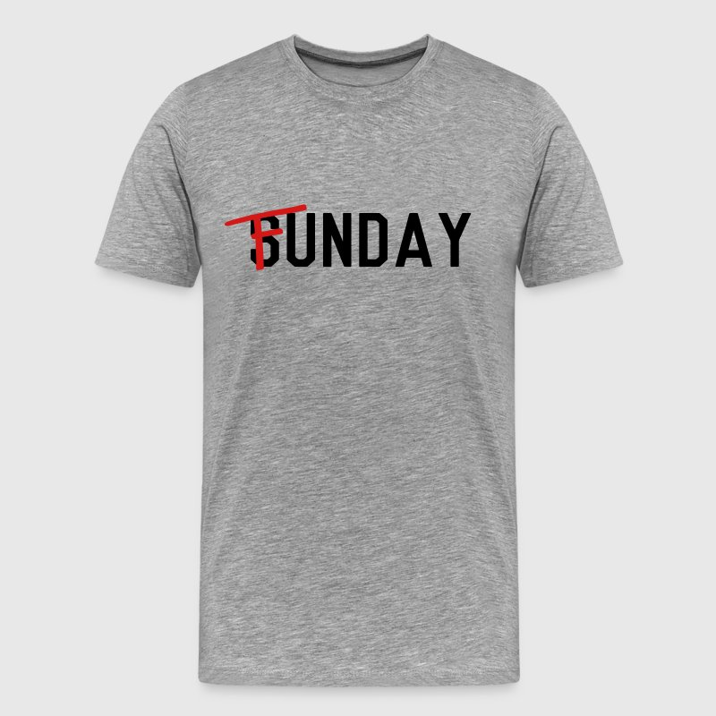 Sunday is Funday - Men's Premium T-Shirt