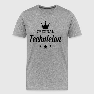 Original technician - Men's Premium T-Shirt