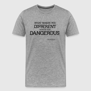 Dangerous - Men's Premium T-Shirt