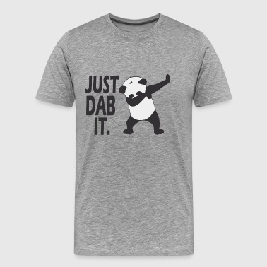 Just Dab It - Men's Premium T-Shirt