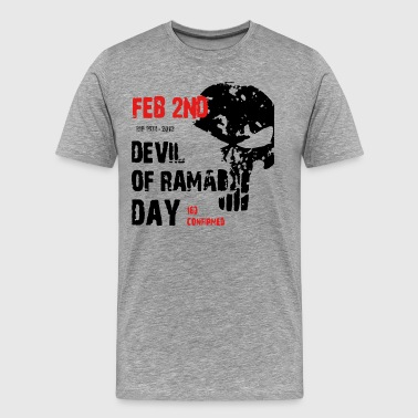 Devil of Ramadi - Men's Premium T-Shirt