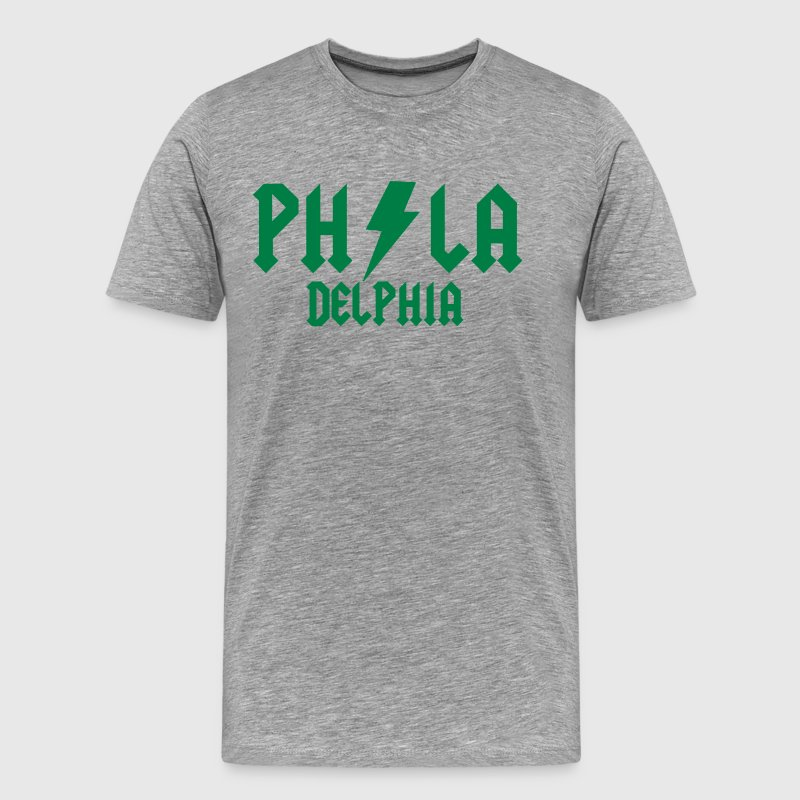 Philly Bolt - Men's Premium T-Shirt