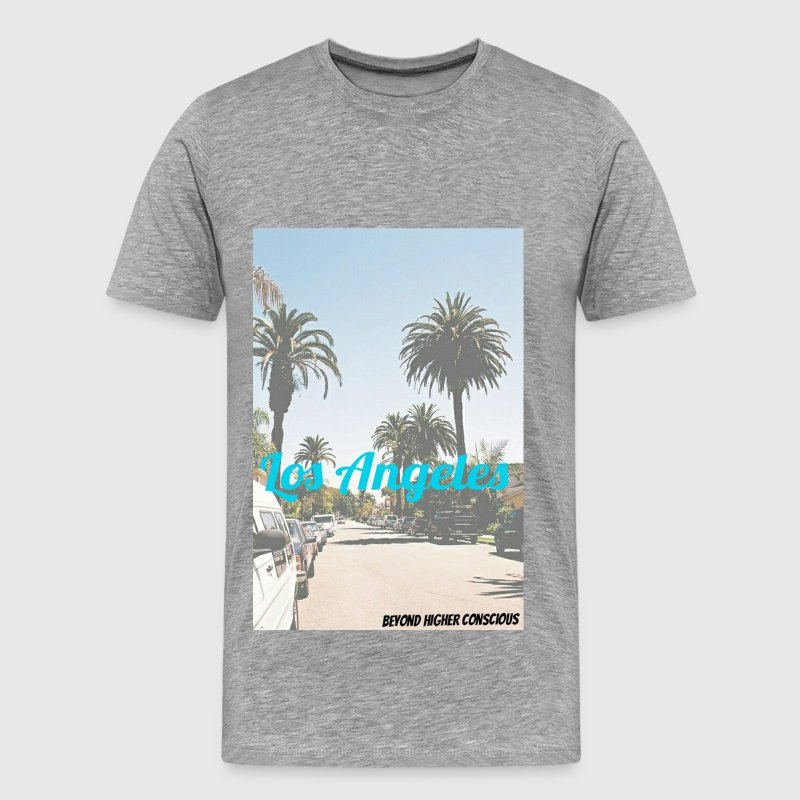 Beyond Higher Conscious - Men's Premium T-Shirt