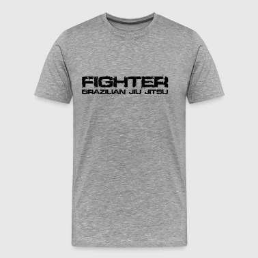 BJJ Fighter - Men's Premium T-Shirt