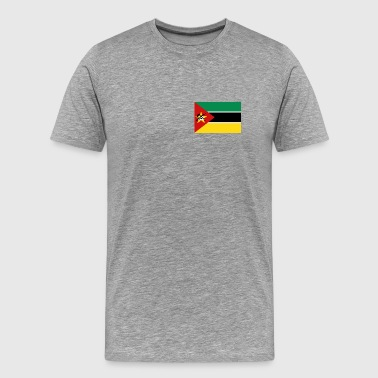 Mozambique Flag - Men's Premium T-Shirt