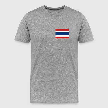 Thailand Flag - Men's Premium T-Shirt