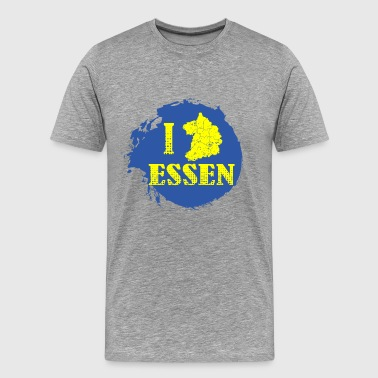 Essen my city Germany - Men's Premium T-Shirt