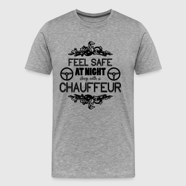 Sleep With A Chauffeur Shirt - Men's Premium T-Shirt