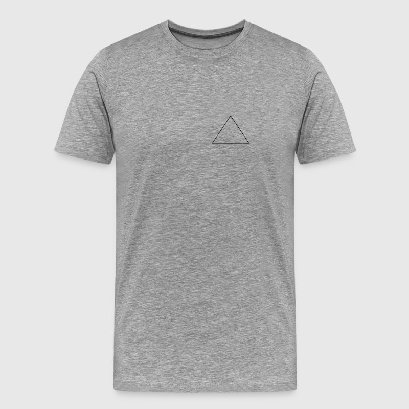 Hipster Triangle - Men's Premium T-Shirt