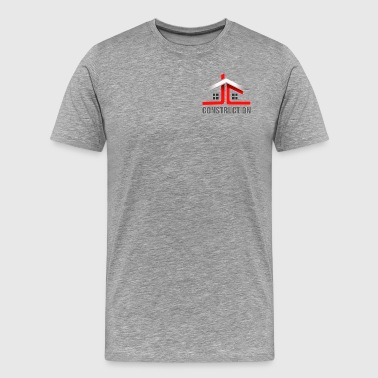Jc JC Construction - Men's Premium T-Shirt