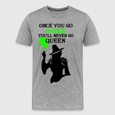 Wicked Always Wins! Zelena - Men's Premium T-Shirt