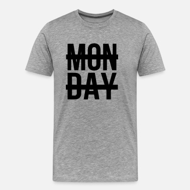 Office Monday Monday - Men's Premium T-Shirt