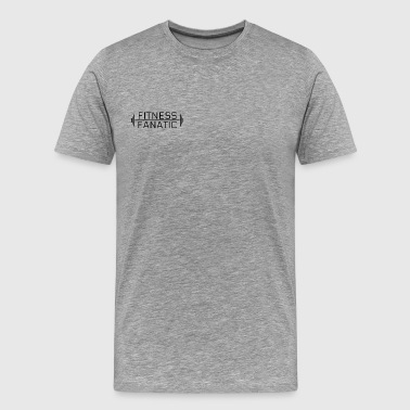 Fitness Fanatic Fitness Fanatic Apparel by Trainer Bryan - Men's Premium T-Shirt