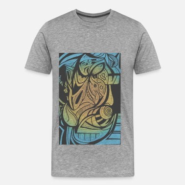 Handmade Illusions - Men's Premium T-Shirt