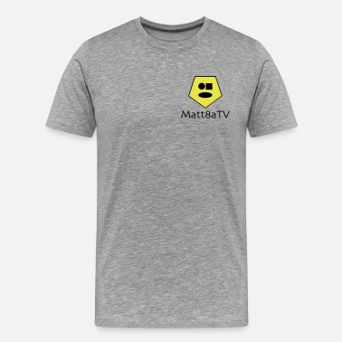 Matt8aTV - Men's Premium T-Shirt