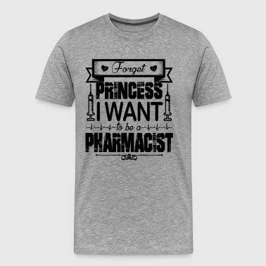 Want To Be A Pharmacist Shirt - Men's Premium T-Shirt