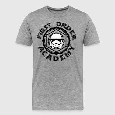 first order academy - Men's Premium T-Shirt