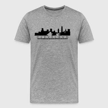 Cleveland The North Shore - Men's Premium T-Shirt