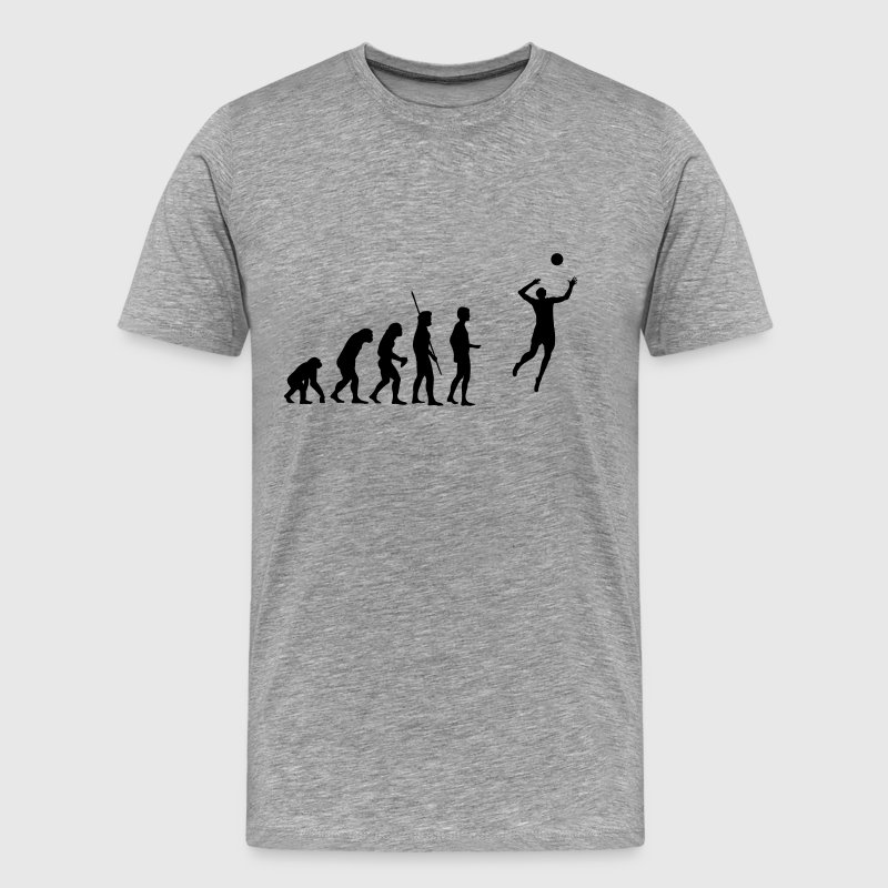 evolution Volleyball - Men's Premium T-Shirt