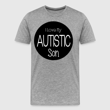 Autistic Son - Men's Premium T-Shirt