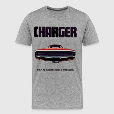1970 Dodge Charger - Men's Premium T-Shirt