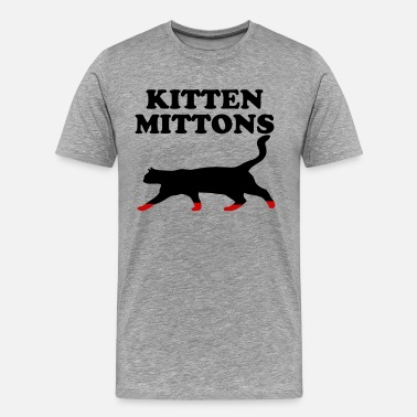 Philadelphia Kitten Mittons - Men's Premium T-Shirt