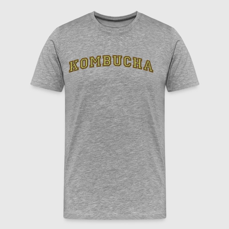 kombucha - Men's Premium T-Shirt