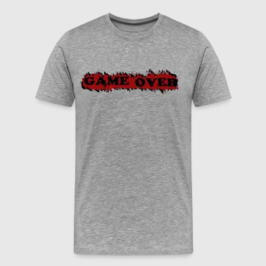 Gameover gameover - Men's Premium T-Shirt