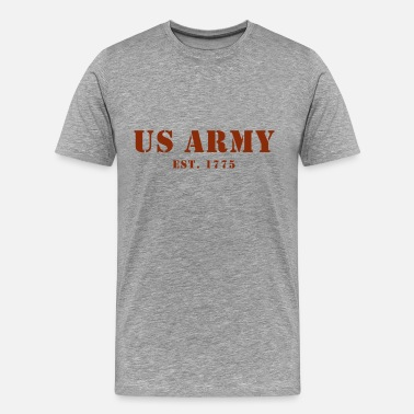 Us Army US Army - Men's Premium T-Shirt