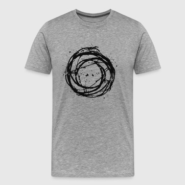 Whirling - Men's Premium T-Shirt