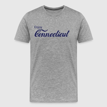 Connecticut connecticut - Men's Premium T-Shirt