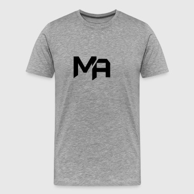 Marsh Army logo - Men's Premium T-Shirt