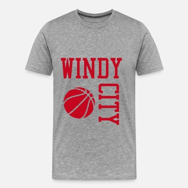 Windy City Windy City T-Shirts - Men's Premium T-Shirt