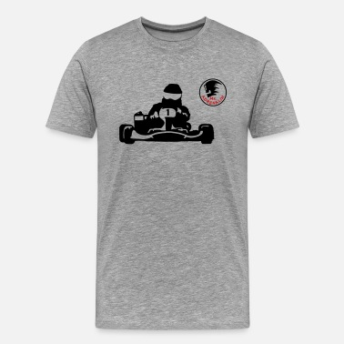 Karte karting - Men's Premium T-Shirt