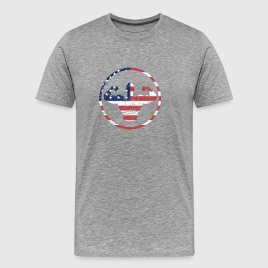 bodybuilding_usa - Men's Premium T-Shirt