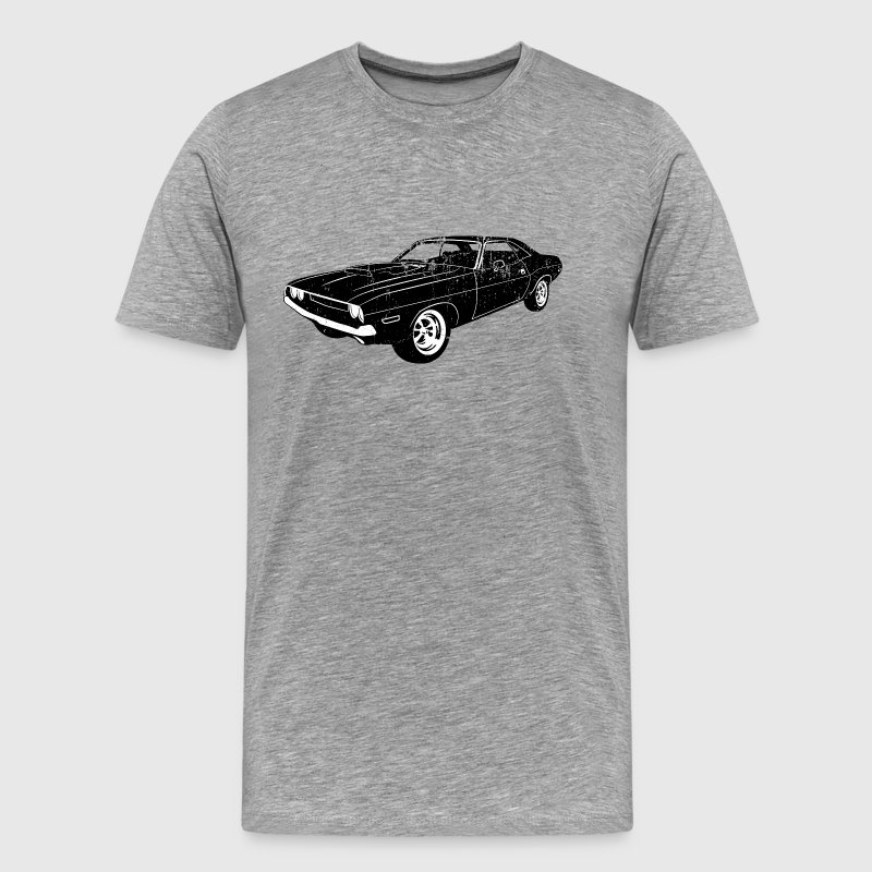 1970 Dodge Challenger - Men's Premium T-Shirt