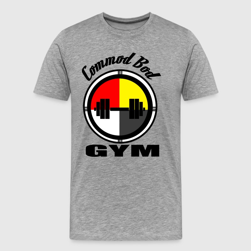 Commod Bod Gym - Men's Premium T-Shirt
