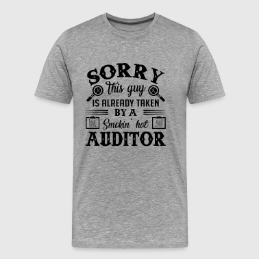Taken By Auditor Shirt - Men's Premium T-Shirt