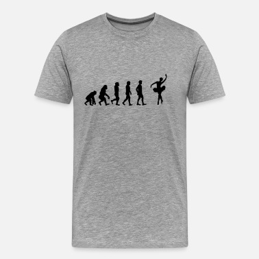 Ballerina Birthday Ballerina - Men's Premium T-Shirt