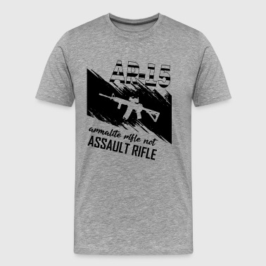 Ar-15 Rifle AR 15 Armalite Rifle Shirt - Men's Premium T-Shirt
