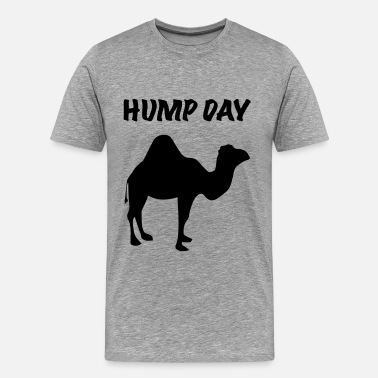 Humping hump daY - Men's Premium T-Shirt