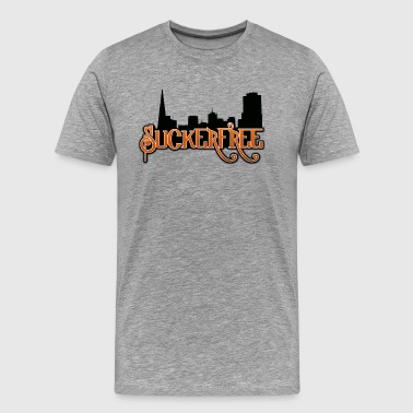 Sucker Free (SFG Edition) - Men's Premium T-Shirt