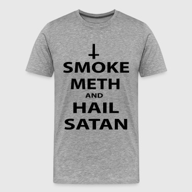 smoke meth - Men's Premium T-Shirt